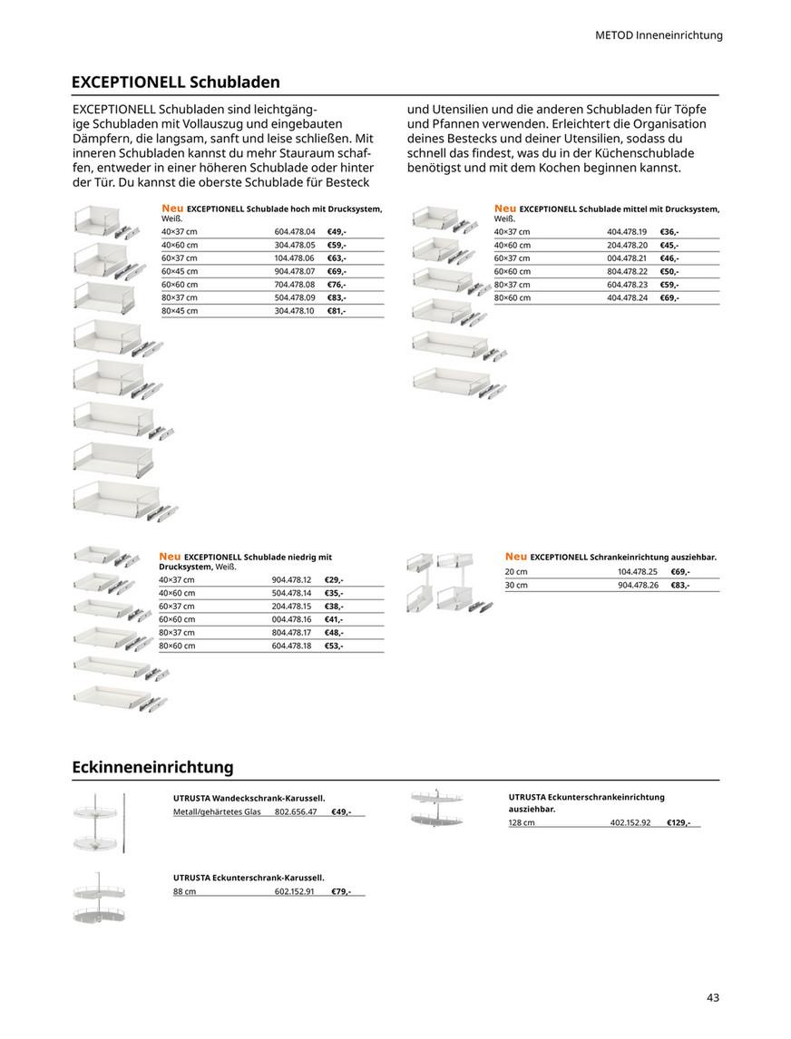 Kaufhilfe Von Der Planung Zum Kauf Deiner Kuche Seite 40